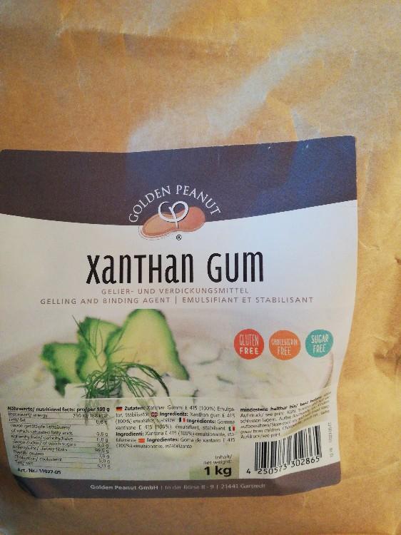 Xanthan, Gelier- und Verdickungsmittel von vDazzYx | Hochgeladen von: vDazzYx