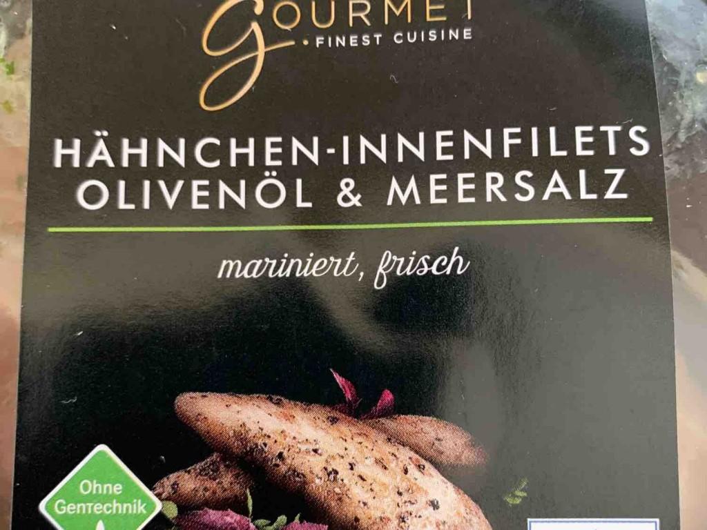 Hähnchen-Innenfilet Olivenöl & Meersalz von superzelle   Hochgeladen von: superzelle