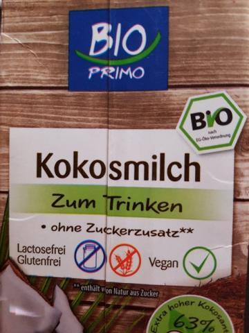Kokosmilch Bio Primo von joyfra   Hochgeladen von: joyfra