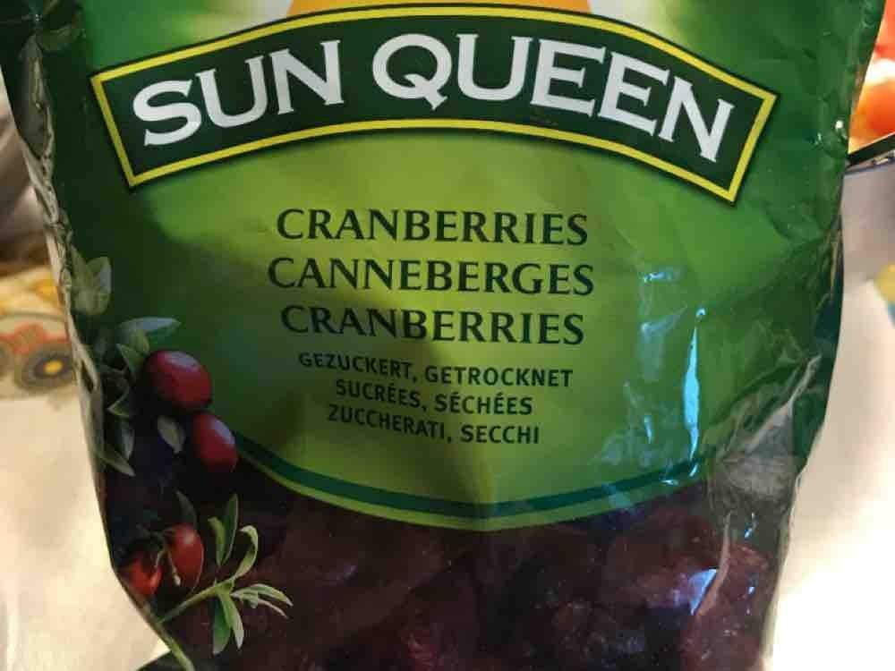 Cranberries Sun Queen, gezuckert, getrocknet von kusti79   Hochgeladen von: kusti79