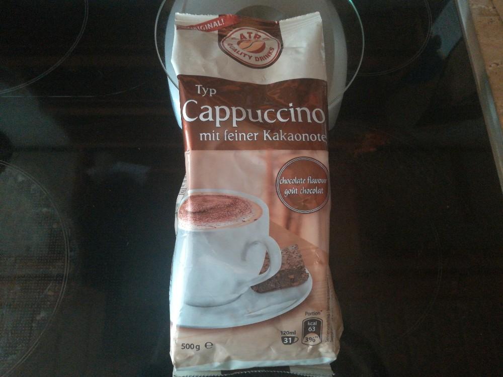 Cappuccino, mit feiner Kakaonote von sighir526   Hochgeladen von: sighir526