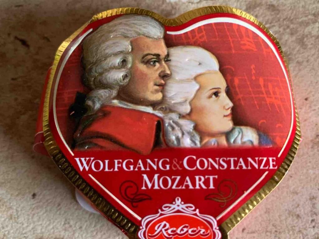 Wolfgang und Constanze Mozart Herz von enricoo | Hochgeladen von: enricoo