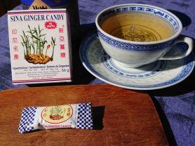 Sina Ginger Candy, Ingwerbonbon   Hochgeladen von: muddyfoxx
