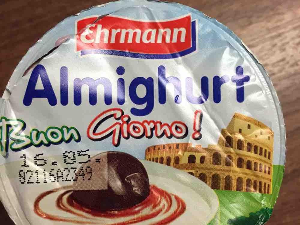 Almighurt, Amarena-Kirsche von Gipsy89 | Hochgeladen von: Gipsy89