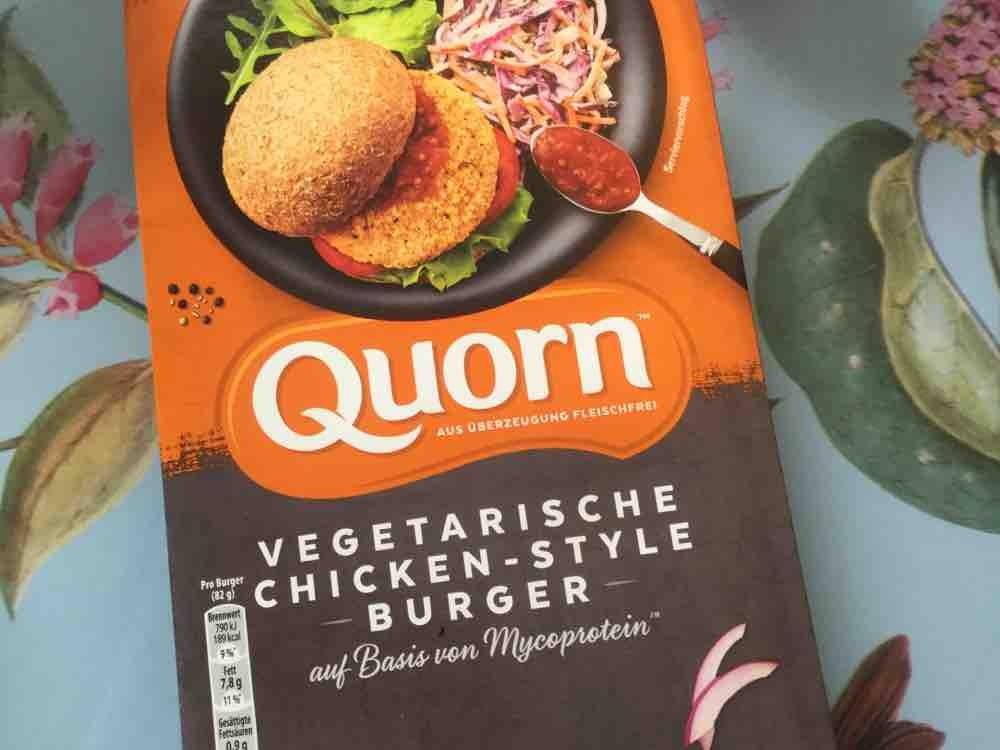 Vegetarische Chicken Style Burger von inquisitor77 | Hochgeladen von: inquisitor77