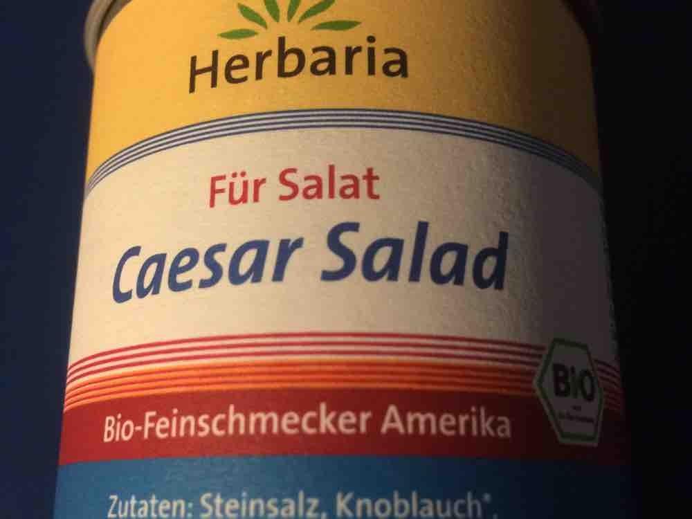 Herbaria Cesar Salad, für Salat von angel66no   Hochgeladen von: angel66no