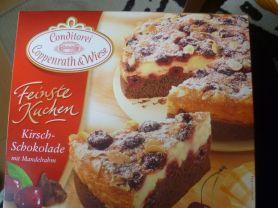 Feinste Kuchen Kirsch-Schokolade mit Mandelrahm | Hochgeladen von: NightRaven