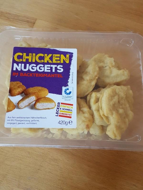 Chicken Nuggets, im Backteigmantel von ps105815 | Hochgeladen von: ps105815