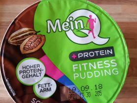 Protein Fitness Pudding, Schokolade | Hochgeladen von: Sabine34Berlin