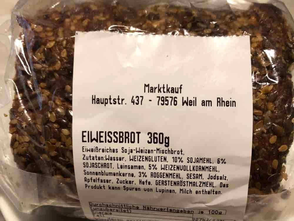 Eiweissbrot, Marktkauf von greyb | Hochgeladen von: greyb