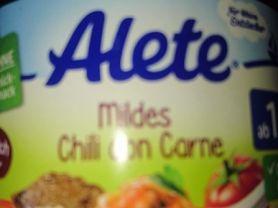 Alete, Mildes Chili con Carne | Hochgeladen von: Vivcsy