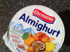 Almighurt, Exotic Müsli   Hochgeladen von: eugen.m