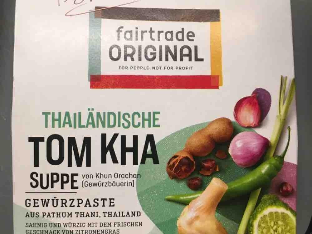 Thailändische Tom Kha  Suppe, Gewürzpaste von eingeloggt | Hochgeladen von: eingeloggt