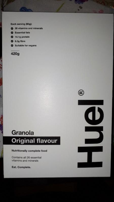 Granola Original flavour von Vampyrchen | Hochgeladen von: Vampyrchen