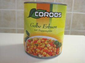 Gelbe Erbsen mit Suppengrün | Hochgeladen von: belinda