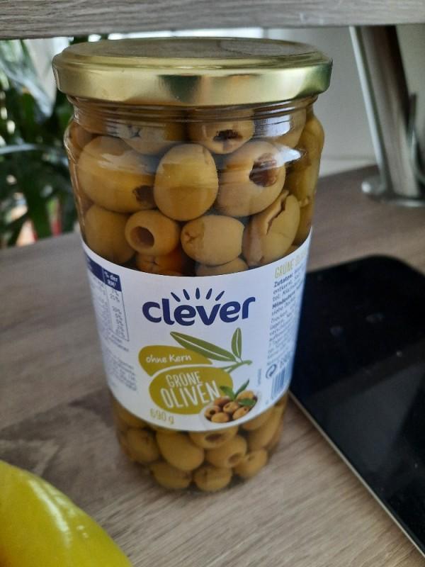 grüne oliven, ohne kern von jullijulie   Hochgeladen von: jullijulie