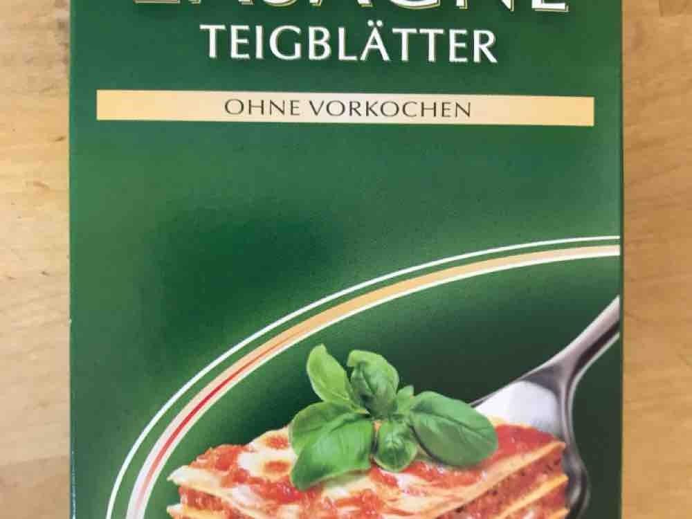 DESPAR Lasagne ohne Vorkochen von alinaxbianca | Hochgeladen von: alinaxbianca