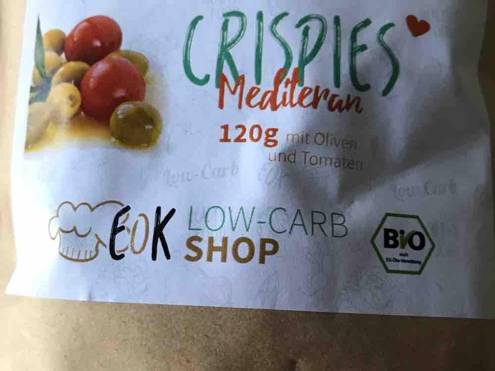 Crispies Mediteran, mit Oliven & Tomaten von anitaatbasilea146 | Hochgeladen von: anitaatbasilea146