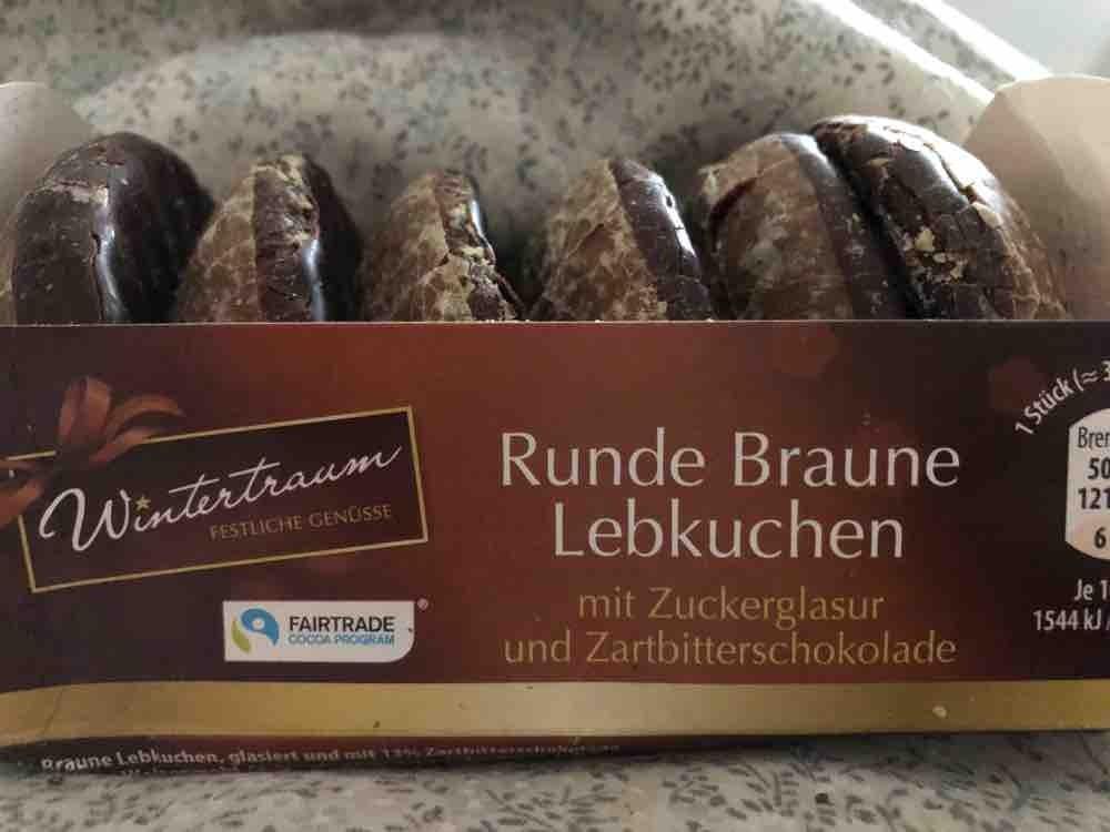 Runde Braune Lebkuchen von syih   Hochgeladen von: syih