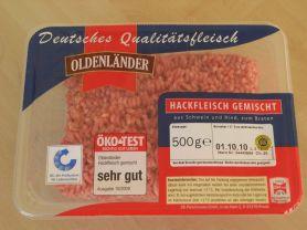Hackfleisch, gemischt (Oldenländer) | Hochgeladen von: Teecreme