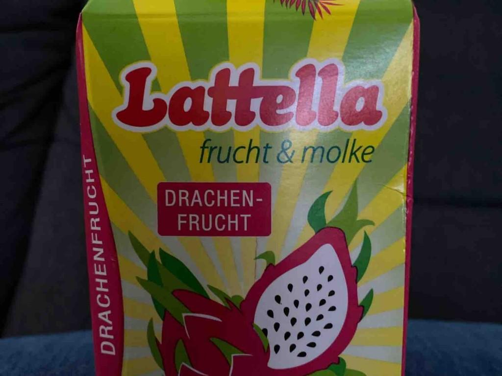 Lattella (Drachenfrucht), Frucht & Molke von Hellboy833 | Hochgeladen von: Hellboy833