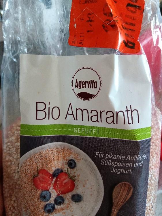 Bio Amaranth von SixPat | Hochgeladen von: SixPat