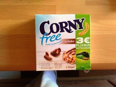 Corny free Schoko | Hochgeladen von: spartopf844