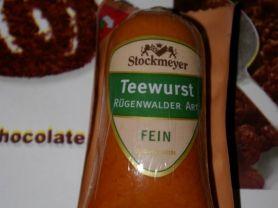 Teewurst fein, Rügenwalder Art | Hochgeladen von: Chivana