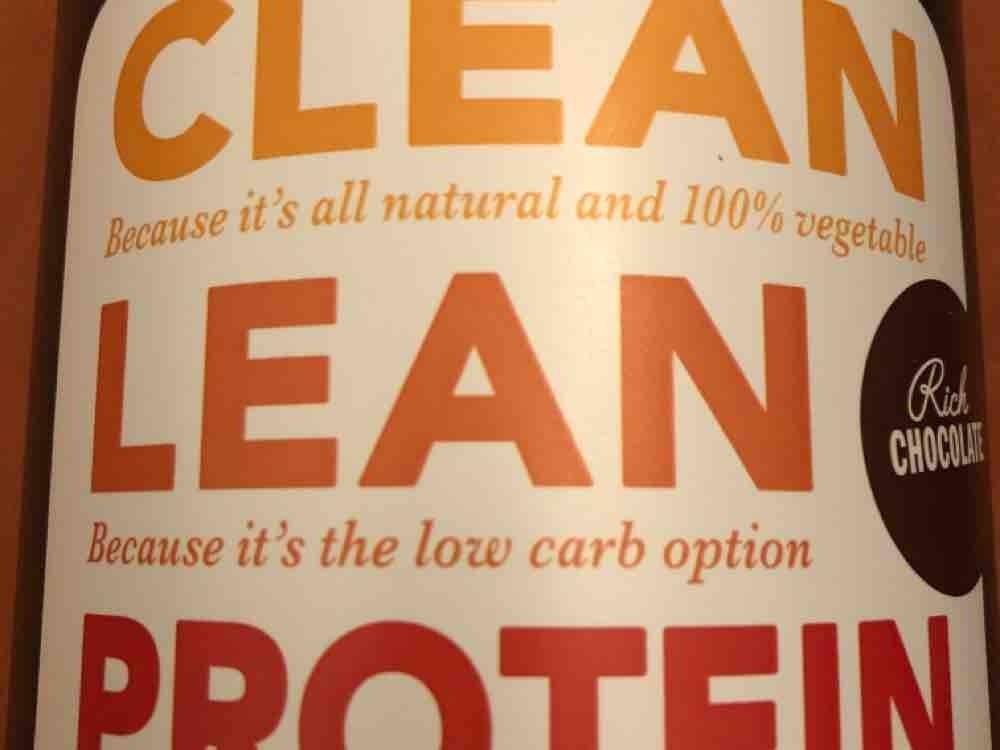 Clean Lena Protein von pppttt | Hochgeladen von: pppttt