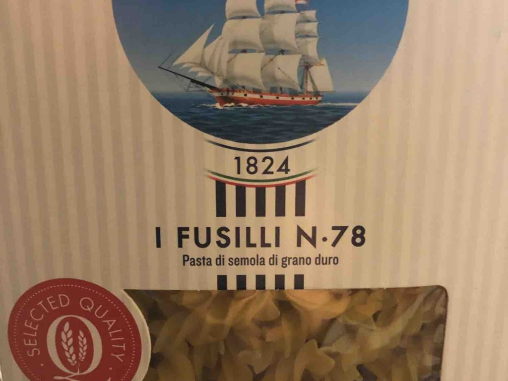 Fusilli N.78 von nicfit5993   Hochgeladen von: nicfit5993