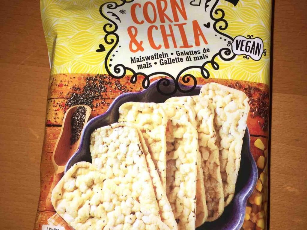 Corn &  Chia, Maiswaffeln von deephouse953   Hochgeladen von: deephouse953