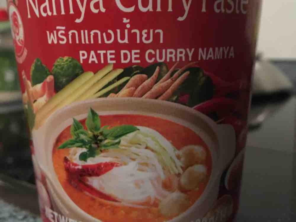 Namya Curry Paste von JensWandel | Hochgeladen von: JensWandel