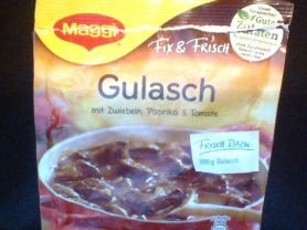 Maggi Fix Gulaschsuppe
