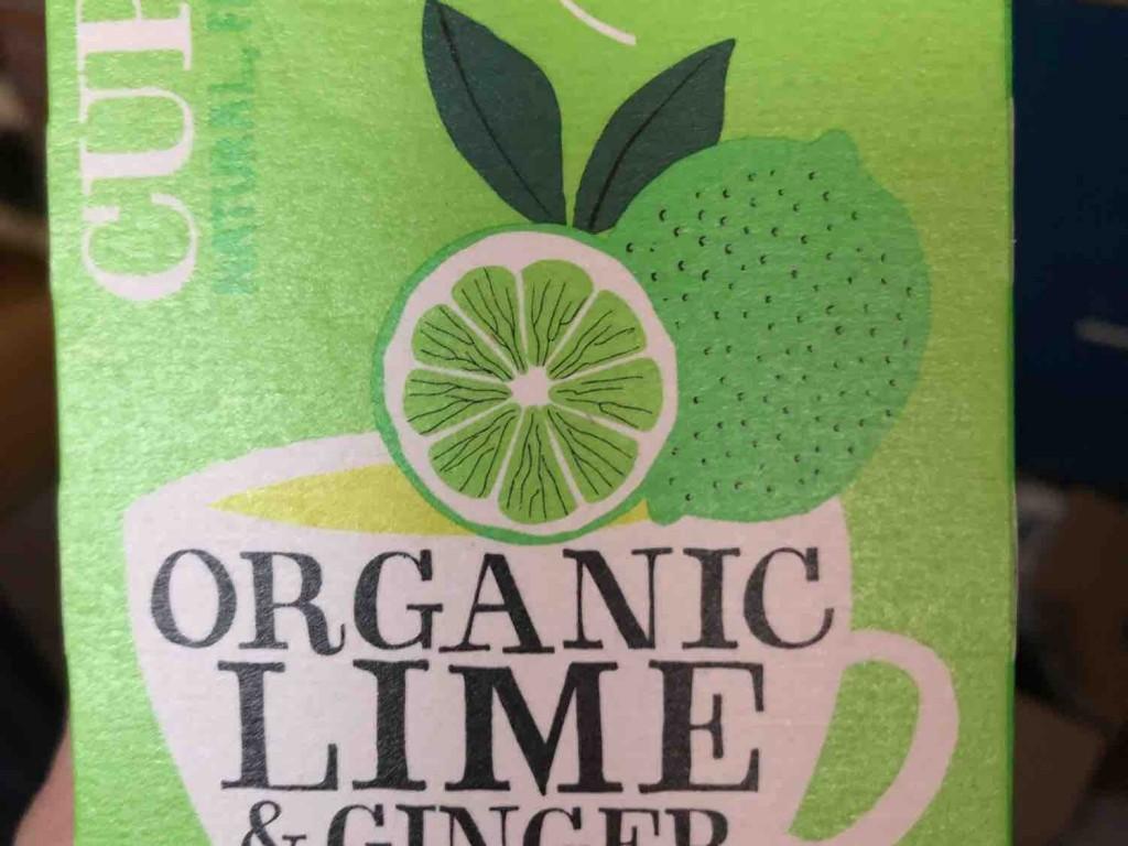 organic lime & ginger green. tea von FitCal78   Hochgeladen von: FitCal78