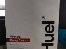 Huel Granola Berry Flavour, Packung   Hochgeladen von: uberDirk