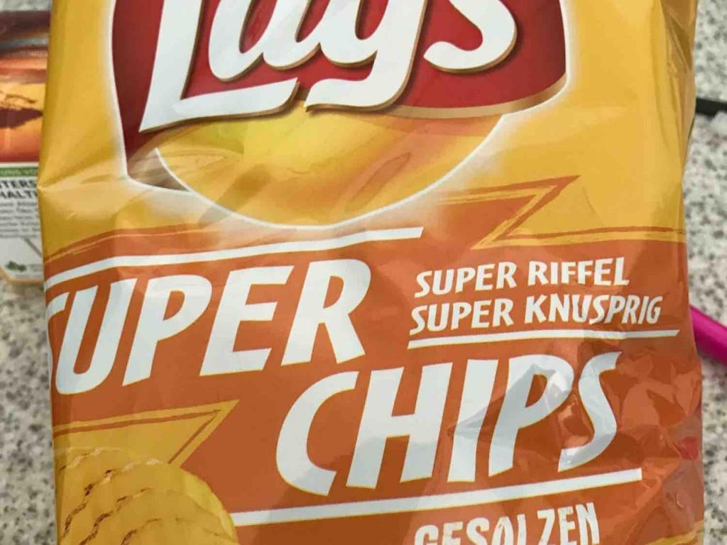 Super Chips, gesalzen von SonjaBucksteg | Hochgeladen von: SonjaBucksteg