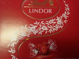 Lindt Lindor Kugeln Milch Kalorien Schokolade Fddb