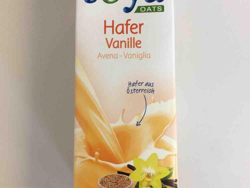 Hafer Vanille, Milch vegan von mareen218 | Hochgeladen von: mareen218