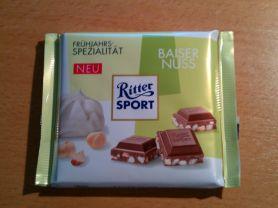 Ritter Sport, Frühjahrsspezialität Baiser Nuss | Hochgeladen von: Richmand