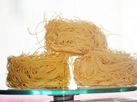 Gaggli Frischeier Faden-Nestchen   Hochgeladen von: müsli