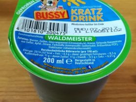 Bussy Kratz Drink, Waldmeister  | Hochgeladen von: NotApril