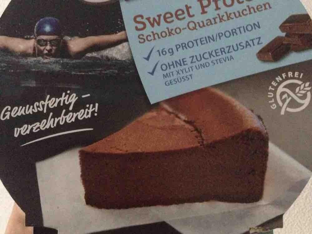 Sweet Protein -Schokolade Quarkkuchen von Eva Schokolade | Hochgeladen von: Eva Schokolade