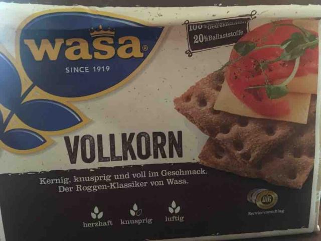 Wasa Vollkorn von perueckenschaf | Hochgeladen von: perueckenschaf
