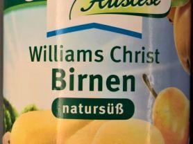 Williams Christ Birne, natursüß   Hochgeladen von: wertzui