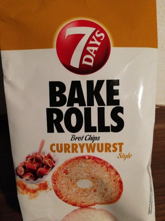 Bake Rolls Currywurst Style von nilsole295   Hochgeladen von: nilsole295