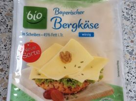 Bayerischer Bio Bergkäse, Käse würzig | Hochgeladen von: kerschdin