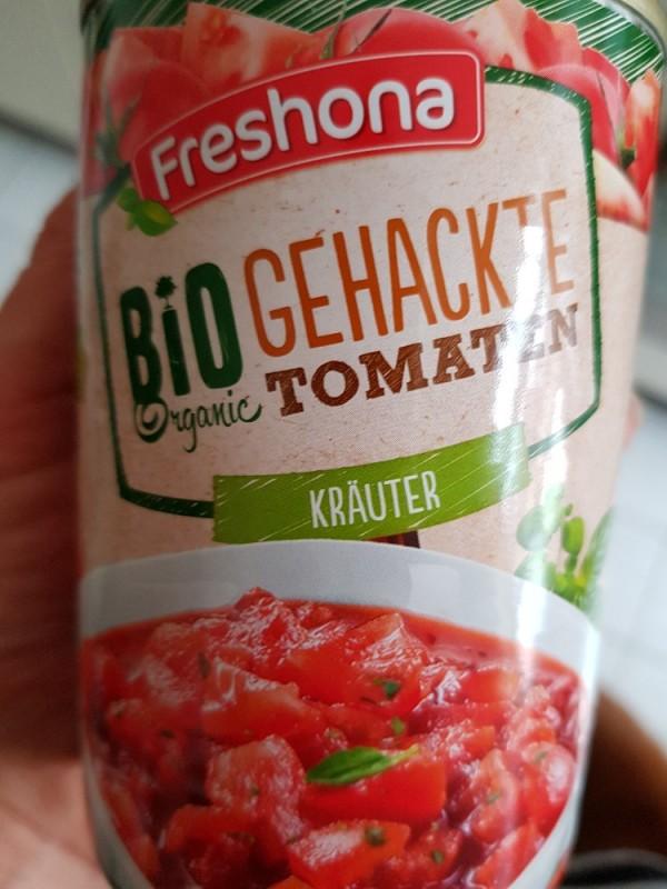 Bio Organic Gehackte Tomaten, Kräuter von danabibi764   Hochgeladen von: danabibi764