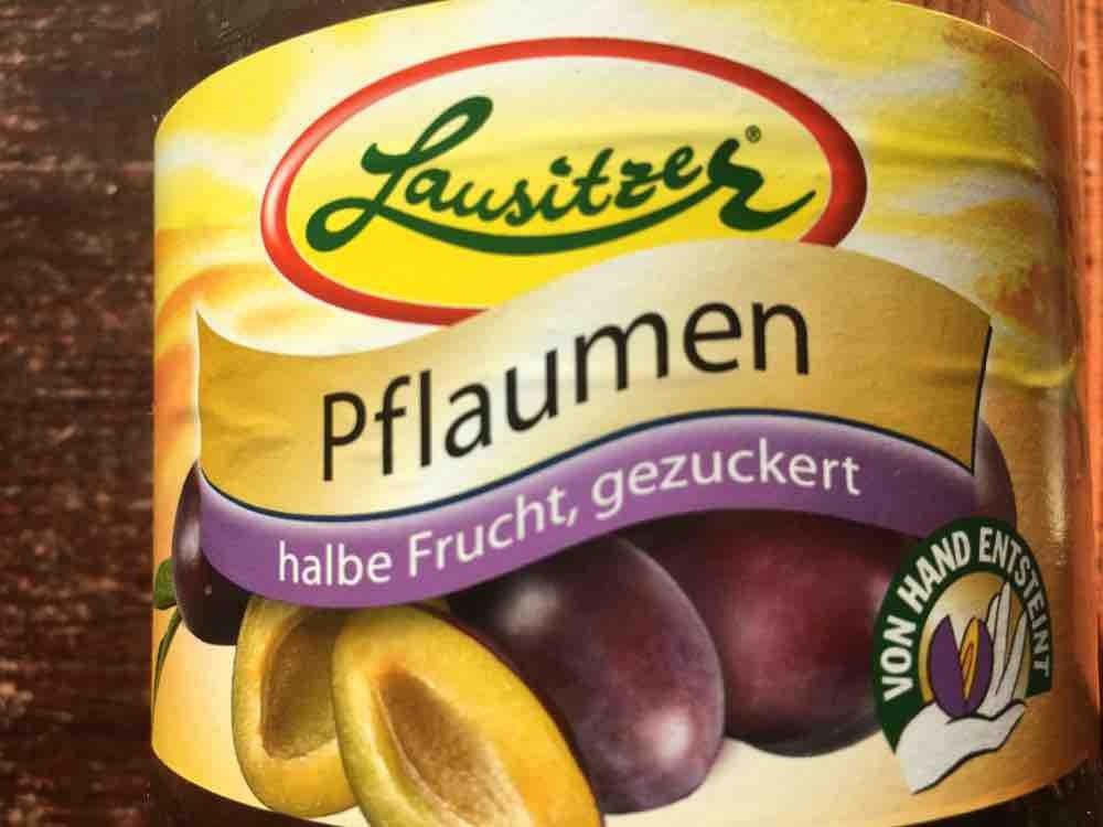 Lausitzer Gold, Pflaumen, halbe Frucht von midor | Hochgeladen von: midor