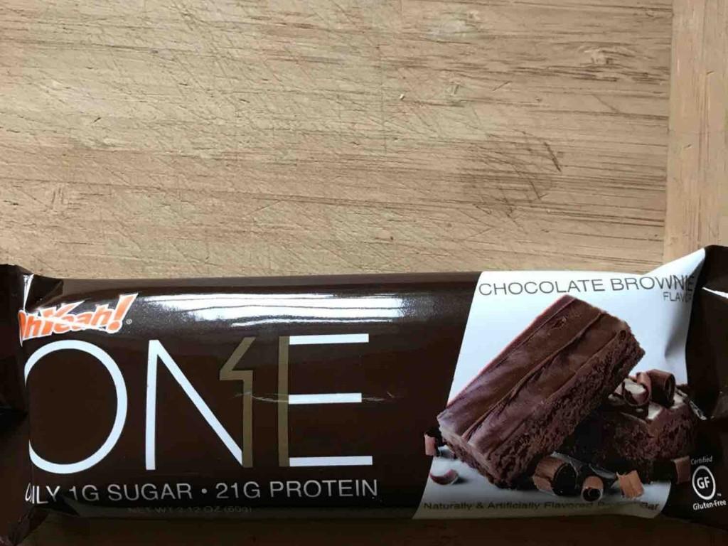 ONE Bar: Chocolate Brownie von AteBee | Hochgeladen von: AteBee
