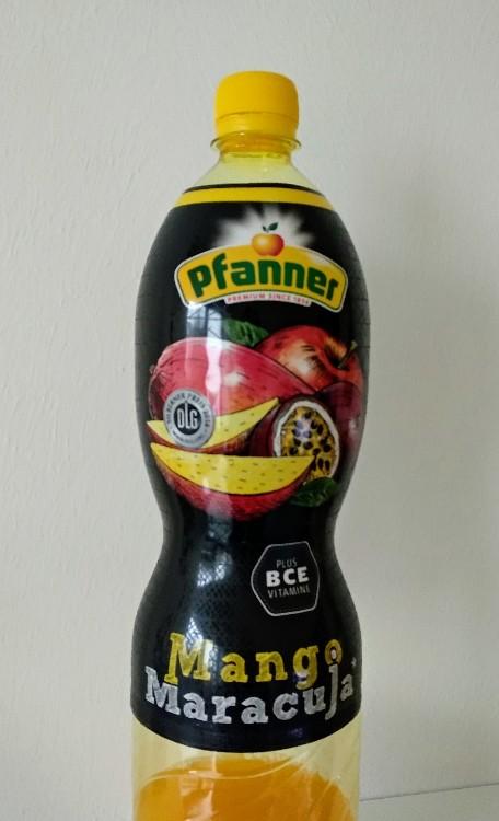 Pfanner Mango Maracuja Fruchtsaftgetränk von schokofan35   Hochgeladen von: schokofan35